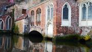 5th Dec 2017 - Back streets of Bruges
