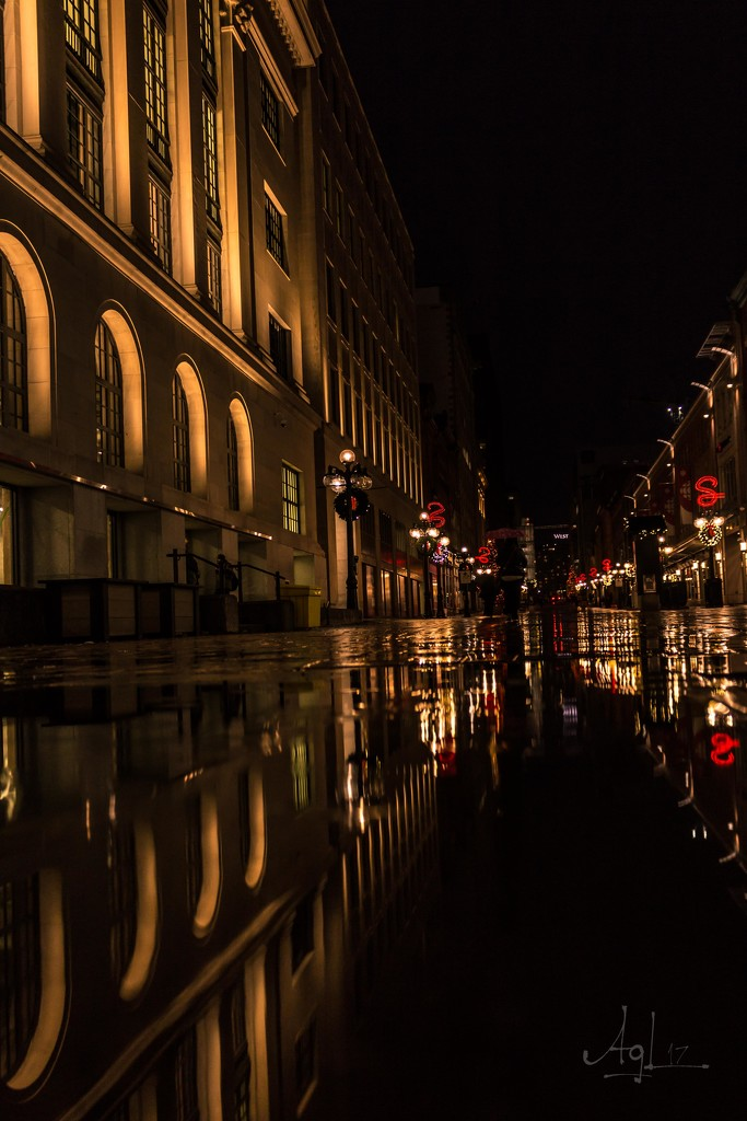 Rainy reflection by adi314