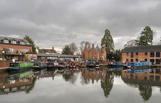 Harborough Basin by ellida