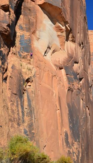 rock climber by bigdad
