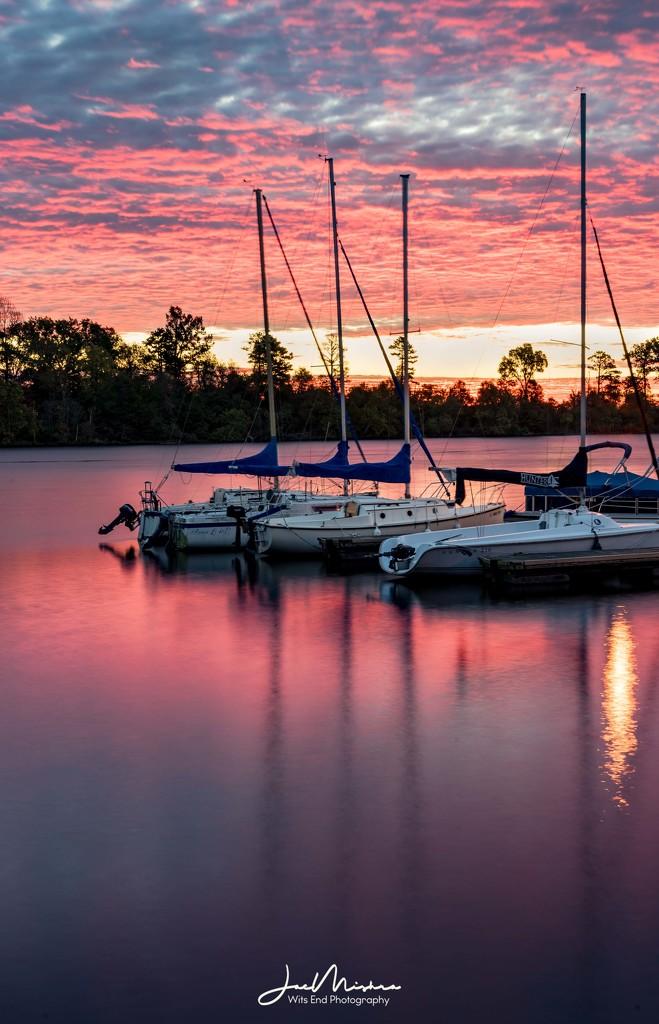 Marina at Dawn by jae_at_wits_end