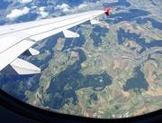 6th Dec 2020 - 67 Air Berlin Over Switzerland