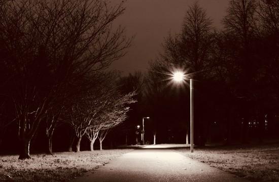 Night Path by chloette