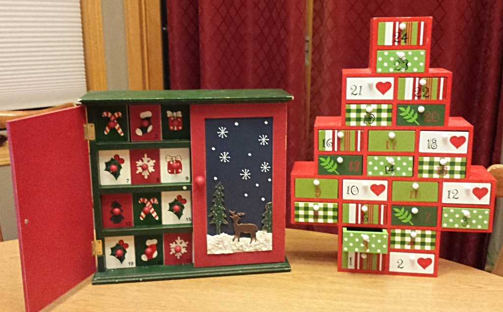 Advent Calendars by caitnessa