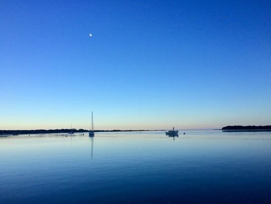 Early morning by peterdegraaff
