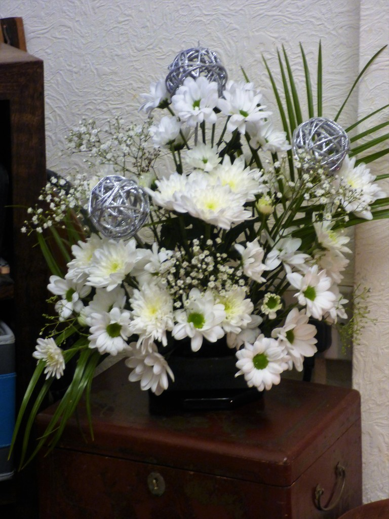 Birthday flowers - by beryl