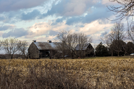 Weather Barn by farmreporter