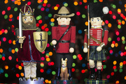 6th Dec 2017 - Nutcrackers From My Collection