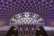 6th Dec 2017 - Day 340, Year 5 - King's Cross Roof