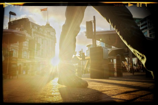 Day 332, Year 5 - Afternoon Rays In Vauxhall by stevecameras