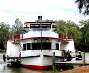8th Dec 2017 - My Fav picture of my holiday on the Murray River