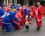 3rd Dec 2017 - Little Santa dash