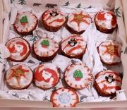 8th Dec 2017 - Cakes for School