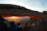 8th Dec 2017 - Mesa Arch at sunrise