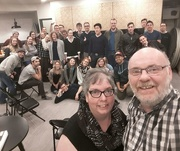 8th Dec 2017 - Group Selfie