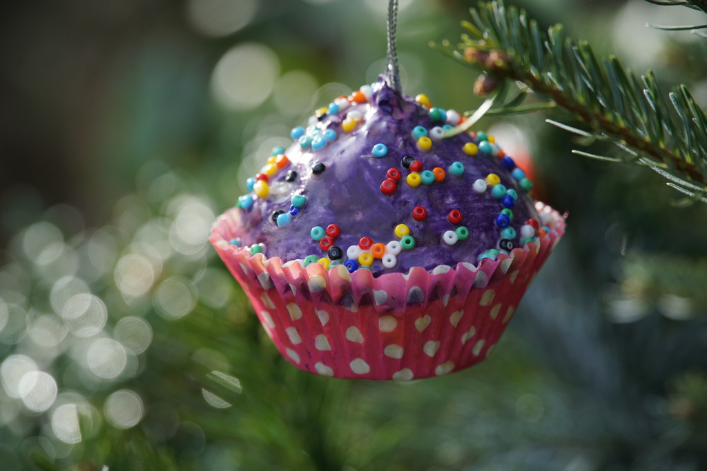a purple cupcake... by quietpurplehaze