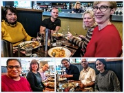 7th Dec 2017 - Christmas lunch at Zizzi's