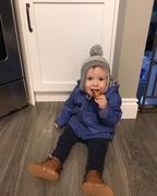 10th Dec 2017 - Henry having a snack