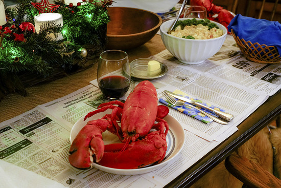 Lobster Season is Open Again by Weezilou