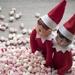 Mischievous Elf! Mini Marshmallows