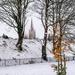 Snowy Spire