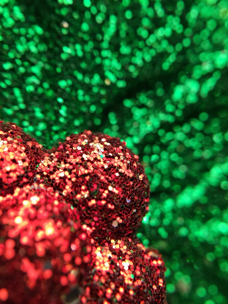 colors of Christmas.  by cocobella