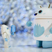 Lego Yeti meets Android Yeti by batfish