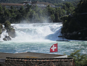 9th Dec 2020 - 70 Rhine Falls in Switzerland