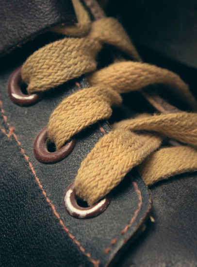 laces up close by tracymeurs