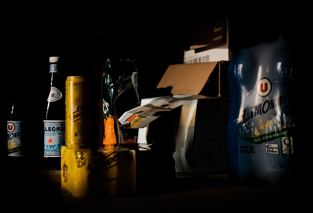 A worrying find in a dark corner of the wine cellar! by vignouse