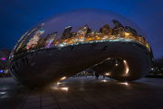 11th Dec 2017 - Night at the Bean before the Snow Hit