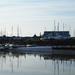 Littlehampton Harbour in December
