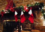 12th Dec 2017 - And the stockings were hung by the chimney with care