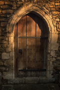 12th Dec 2017 - Chapel door