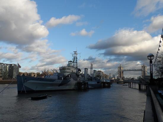 HMS Belfast by will_wooderson
