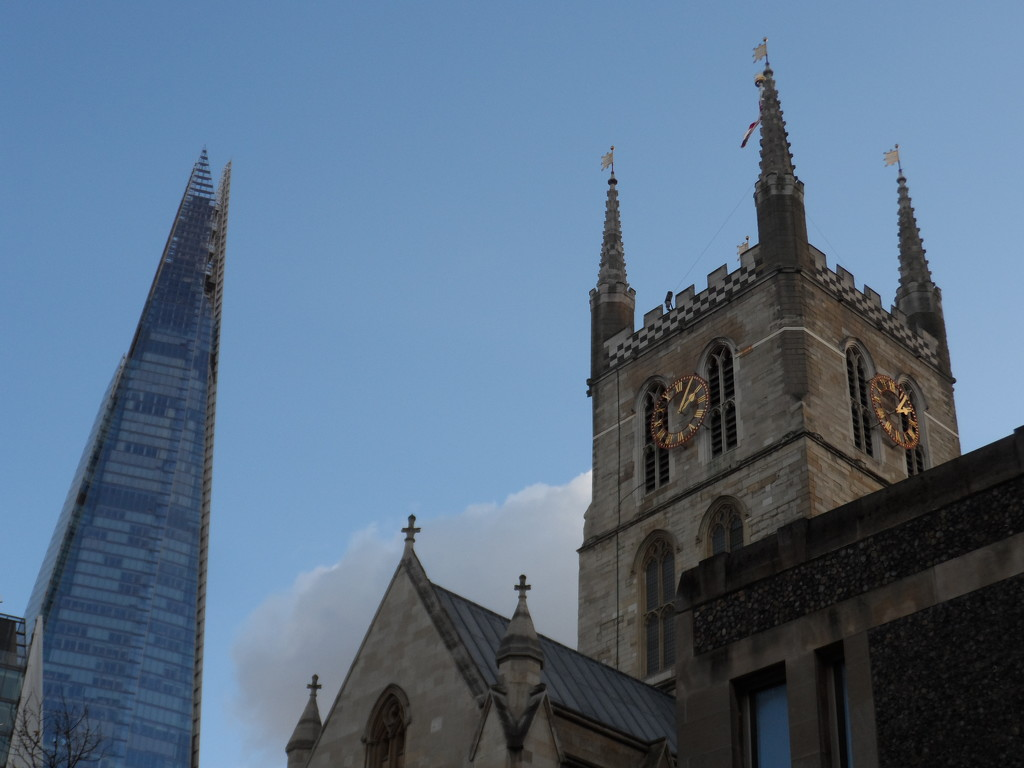 Shard and Shard Alike by will_wooderson