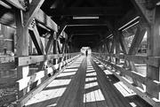 12th Dec 2017 - Riverwalk Covered Bridge