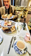 12th Dec 2017 - St Ermin's Tea Lounge