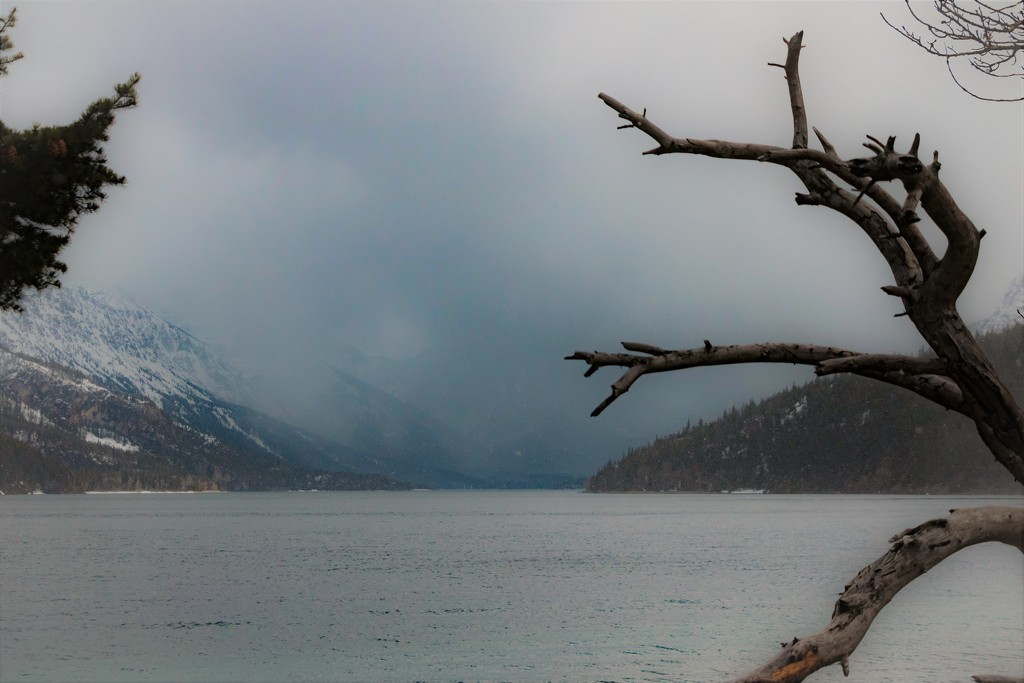 Storm Blowing In by bokehdot