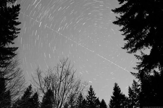No Meteors by byrdlip