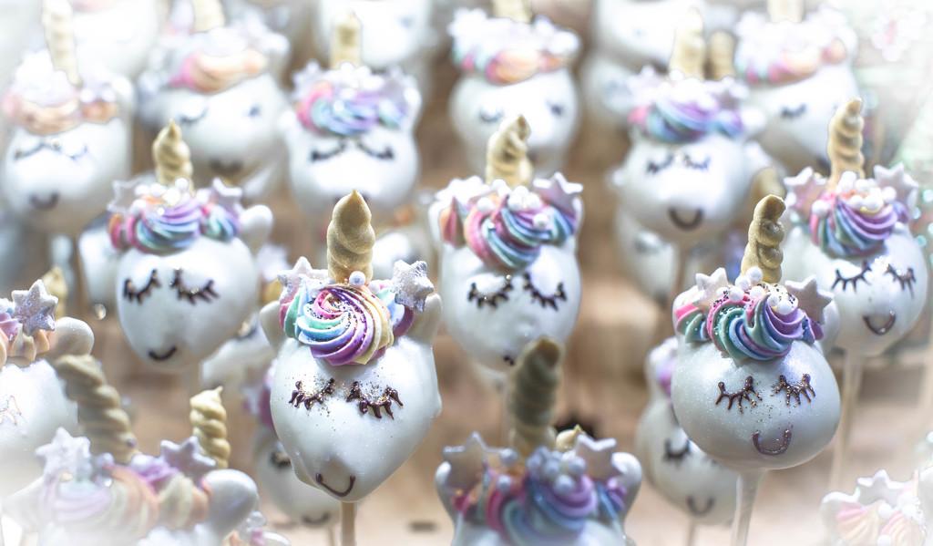 Unicorn Pops, Take Two by jyokota