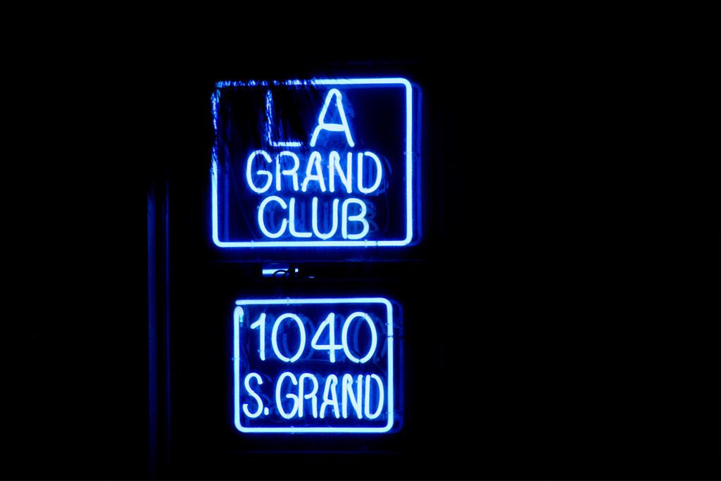 LA Grand Club by jaybutterfield