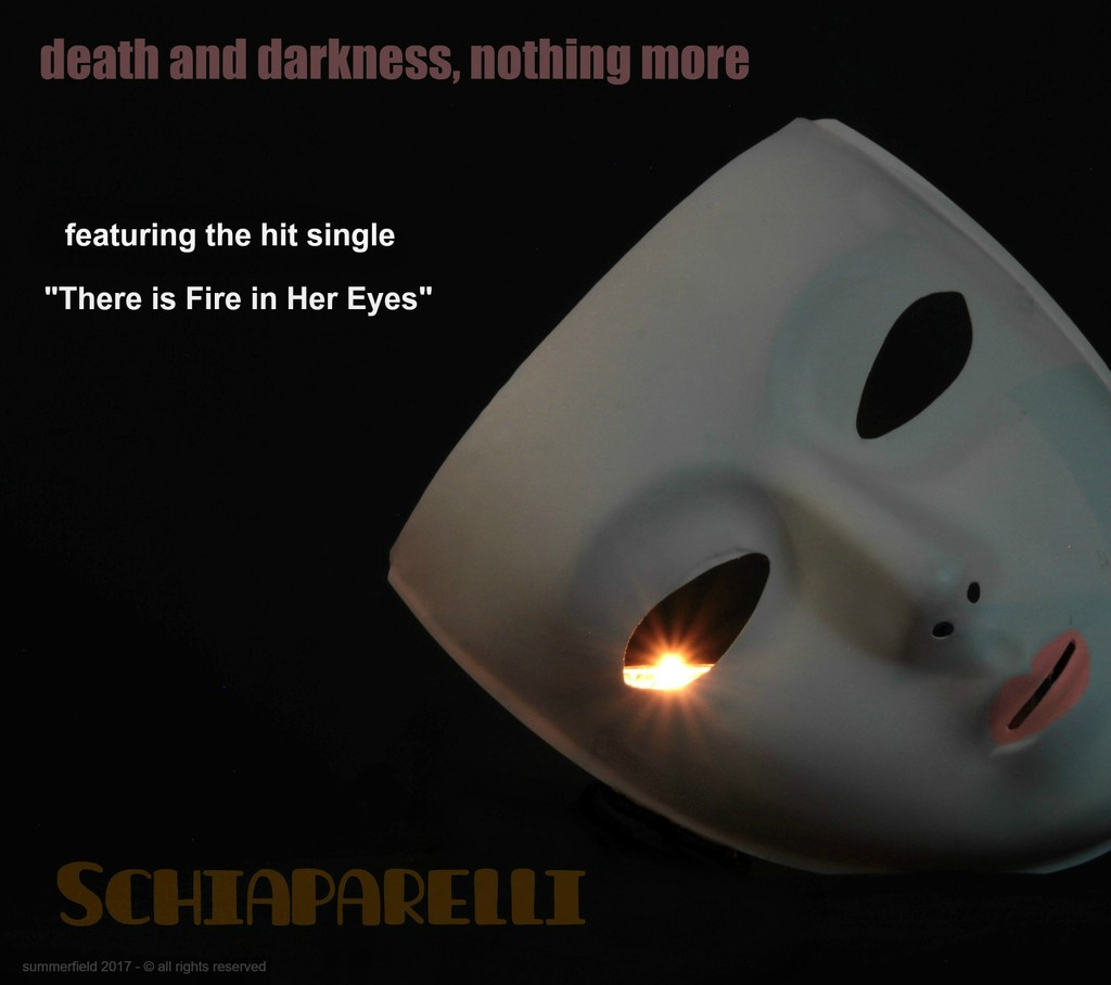 there is fire in her eyes by summerfield