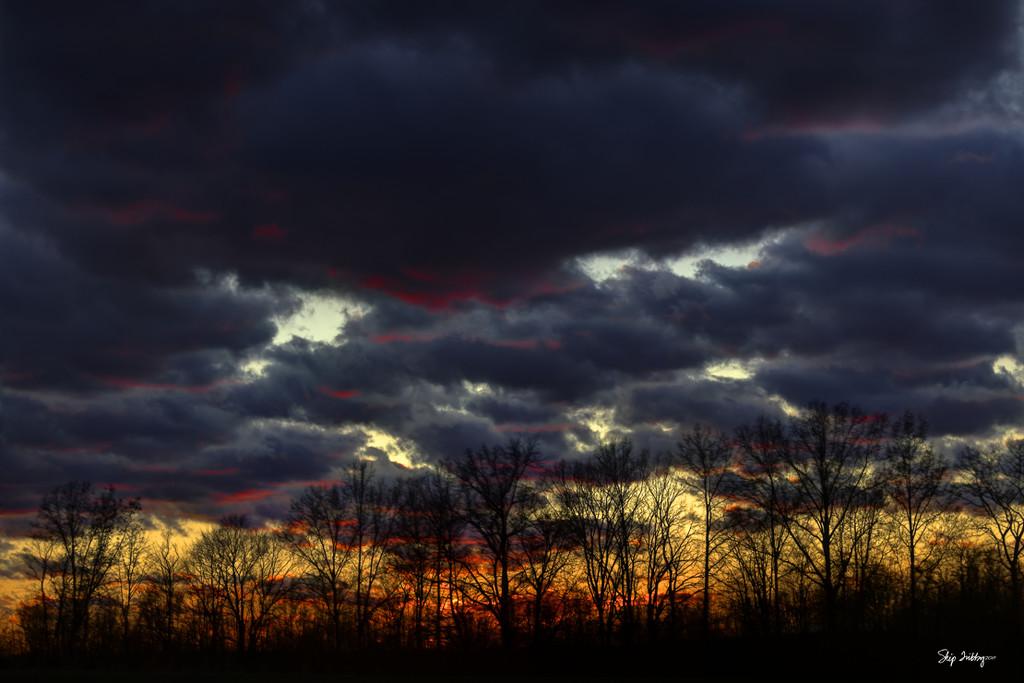 Fleeting Sunset by skipt07