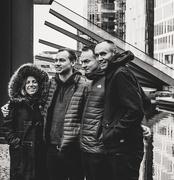 16th Dec 2017 - fab four reunited