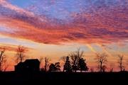 16th Dec 2017 - 4:38 PM Sunset