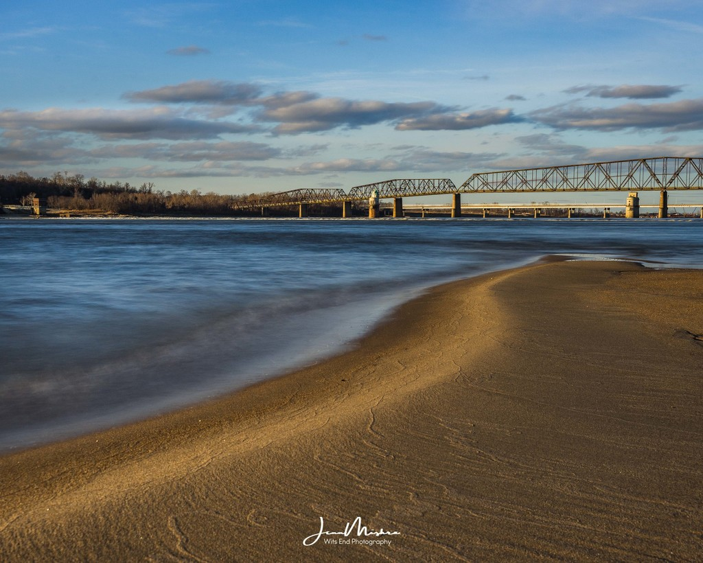 Beach along the River by jae_at_wits_end