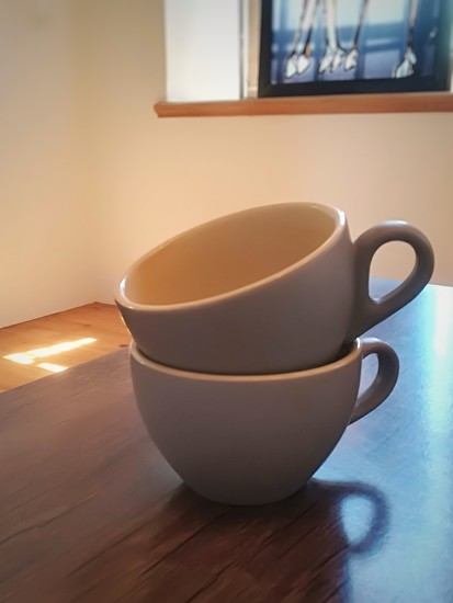 Cappuccino cups  by salza