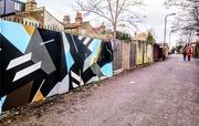 16th Dec 2017 - Street art by Mark McClure