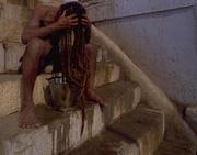 13th Dec 2020 - 74 Varanasi Hair Wash